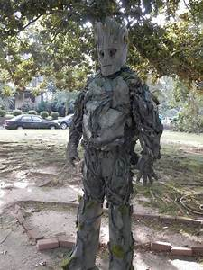 Make an Awesome Groot Costume for Just $62 - Technabob
