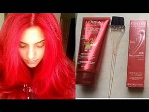 How to Maintain red hair DIY Color depositing conditioner