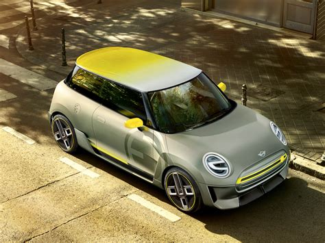 BMW just unveiled an electric Mini concept -- and a ...