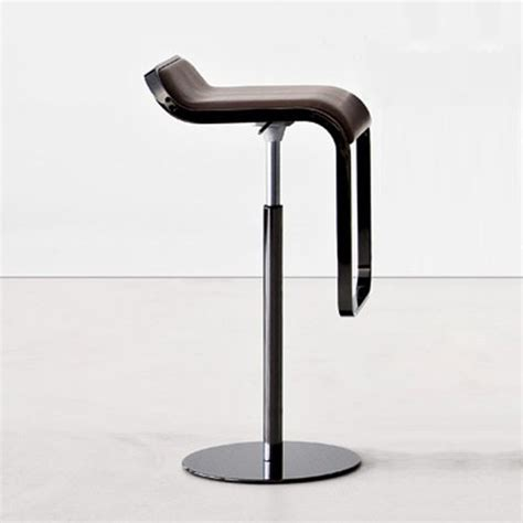 cherner stool chrome metal base with top 10 modern bar stools design necessities