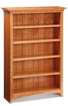 bookshelf plans  print     bookcase