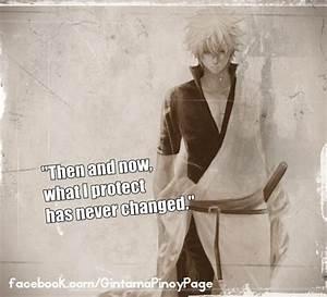Gintama images ... Gintama Kamui Quotes