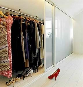 Dressing Petit Espace : porte vetement penderie petit espace accueil design et mobilier ~ Teatrodelosmanantiales.com Idées de Décoration