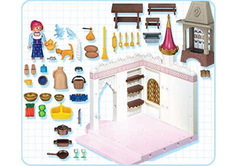 princesse cuisine cuisinière cuisine de princesse 4251 a playmobil