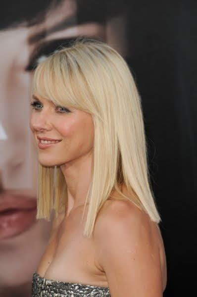 One Length Hairstyles by Medium One Length Haircuts