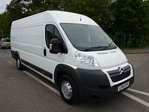Used White Citroen Relay For Sale