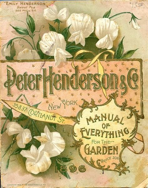 landscape catalogs 17 best images about garden flower florist oriented and vintage gardening advertisements on
