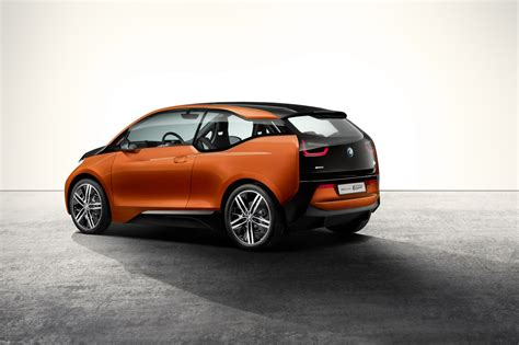Bmw I3 Concept Coupe Greenstylo