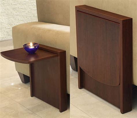 tuc  table   side table  flips