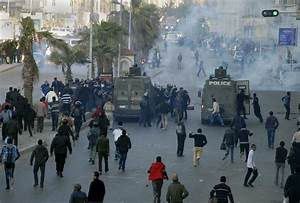 Clashes at trial of security officers in Alexandria | The ...