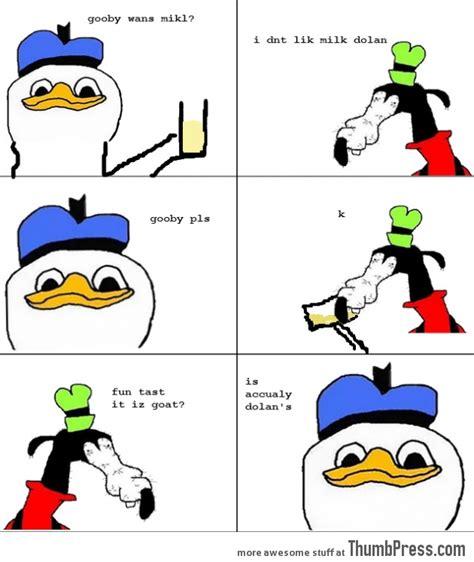 Gooby Meme - dolan duck original www pixshark com images galleries with a bite