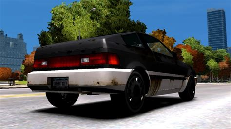 New Cars / Vehicles In Gta Iv