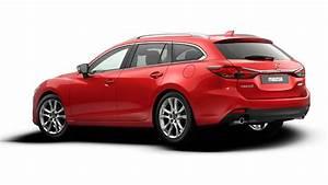 Mazda6 Elégance : mazda6 tourer estate car with skyactiv technology ~ Gottalentnigeria.com Avis de Voitures