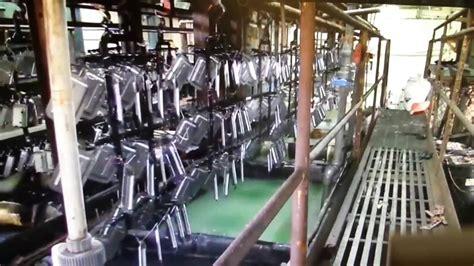 automated zinc rack plating youtube