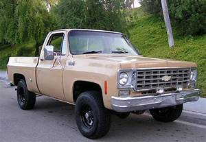 75 Chevy K10 4x4