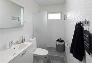 Salle De Bain Cosy : petite salle de bain moderne en 34 exemples inspirants ~ Dailycaller-alerts.com Idées de Décoration