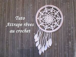 Tutoriel Attrape Rêve : tuto attrape reves au crochet dream catcher crochet atrapasuenos crochet youtube ~ Voncanada.com Idées de Décoration