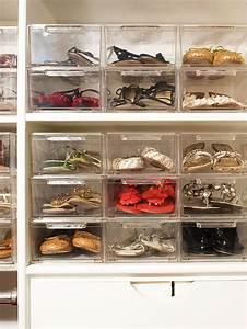 Boite à Chaussures Transparentes : 10 excellentes id es pour ranger ses chaussures ~ Dailycaller-alerts.com Idées de Décoration