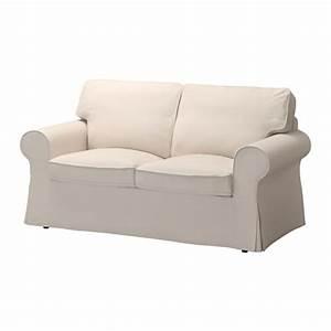 Ikea Bezug Sofa : ektorp bezug 2er sofa lofallet beige ikea ~ Michelbontemps.com Haus und Dekorationen