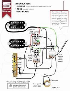 Diagram  Fender Hss 1 Push Pull Volume 1 Tone Wiring