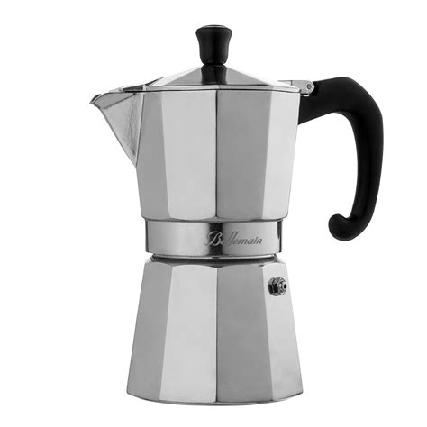 Alessi pulcina is made of aluminum and produces coffee no less great than the original bialetti. Best Stovetop Espresso Makers 2020 - Reviews & Buying Guide