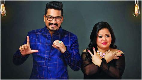 NCB raids comedian Bharti Singh & her husband Haarsh ...