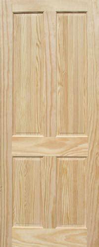 pine  panel wood interior doors homestead doors