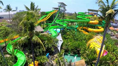Waterbom Bali Tour And Activities In Bali