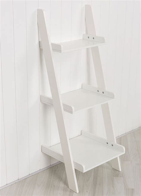 Leaning Shelf by 1000 Ideas About Leaning Ladder Shelf On