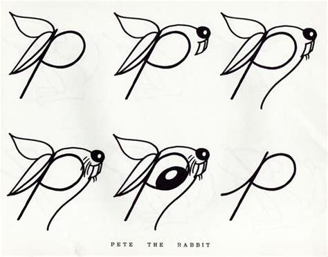 cursive animals alphebet alphabet drawing animal