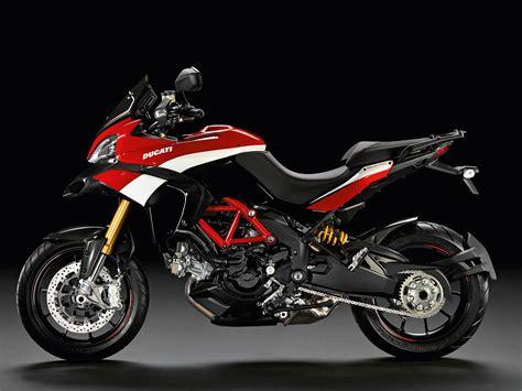 Gambar Motor Ducati Multistrada by 2012 Ducati Multistrada 1200s Pikes Peak Motorcycle Pictures