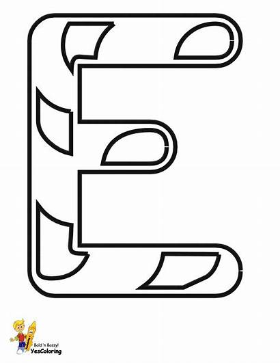 Coloring Pages Alphabet Candy Cane Christmas Sheet