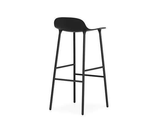 Norman Bar Stools by Form Barstool 75 Bar Stools From Normann Copenhagen