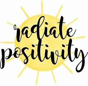 """Radiate Positivity Sunshine"" Stickers by P H Redbubble"