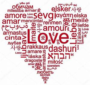 Related Keywords & Suggestions for love in all languages