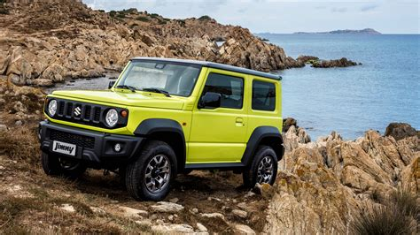 Suzuki Jimny 4k Wallpapers suzuki jimny allgrip 2018 4k wallpaper hd car wallpapers