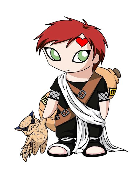 gaara chibi wallpapers  background pictures