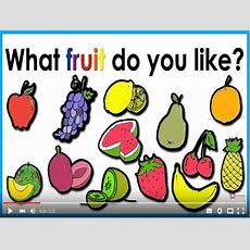 What Fruit Do You Like? Englishguideorg