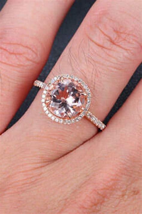 Morganite ring, advice and pics please bees !!!   Weddingbee