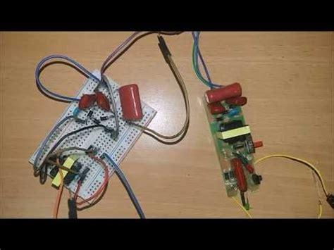 high voltage generator  mosquito racket