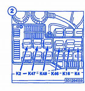 Bmw 318i 1995 Fuse Box  Block Circuit Breaker Diagram