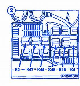 Bmw 318i 1995 Fuse Box  Block Circuit Breaker Diagram  U00bb Carfusebox