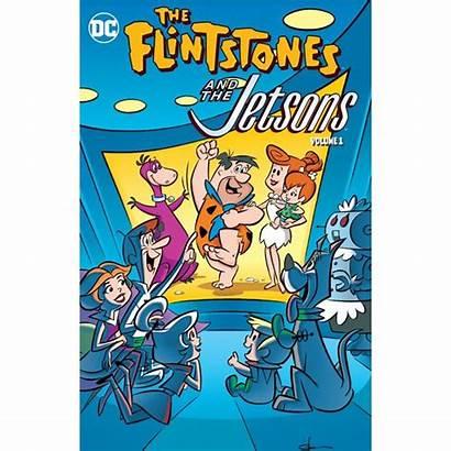 Jetsons Flintstones Vol Paperback Dialog Displays Additional