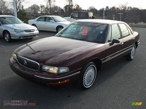buick lesabre custom sedan  bordeaux red pearl