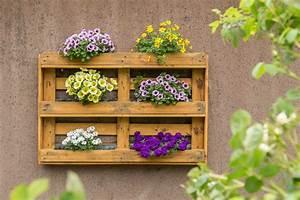 Palette Bepflanzen Anleitung : blumenkasten aus paletten so bauen sie ihn selbst ~ Whattoseeinmadrid.com Haus und Dekorationen