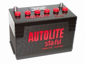 Autolite Group 27 Battery 1969-1971 | SEMO Classic Mustang