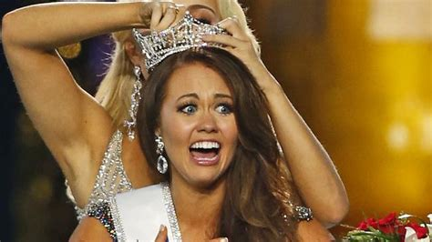 Miss America Cara Mund goes rogue in open letter