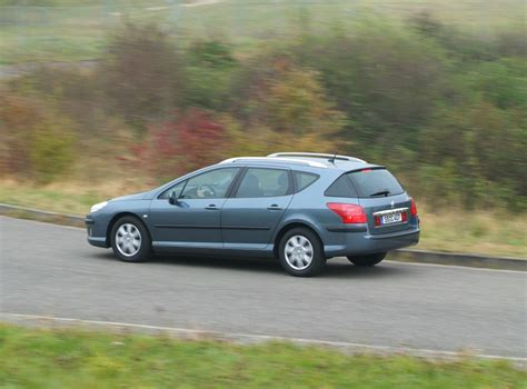 Peugeot 407 Sw by Peugeot 407 Sw 2004 2005 2006 2007 2008 2009 2010