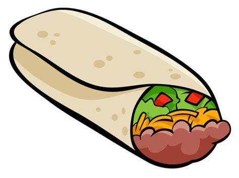 Best Burrito Illustrations, Royalty-free Vector Graphics
