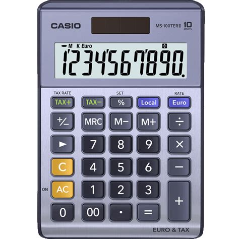 Casio Desk Calculator by Desk Calculators Calculators Products Casio